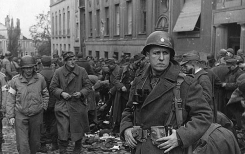 george stevens d-day to berlin