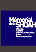 link to the Memorial de la Shoah@