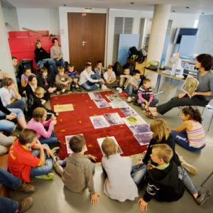 atelier enfants Mémorial Shoah