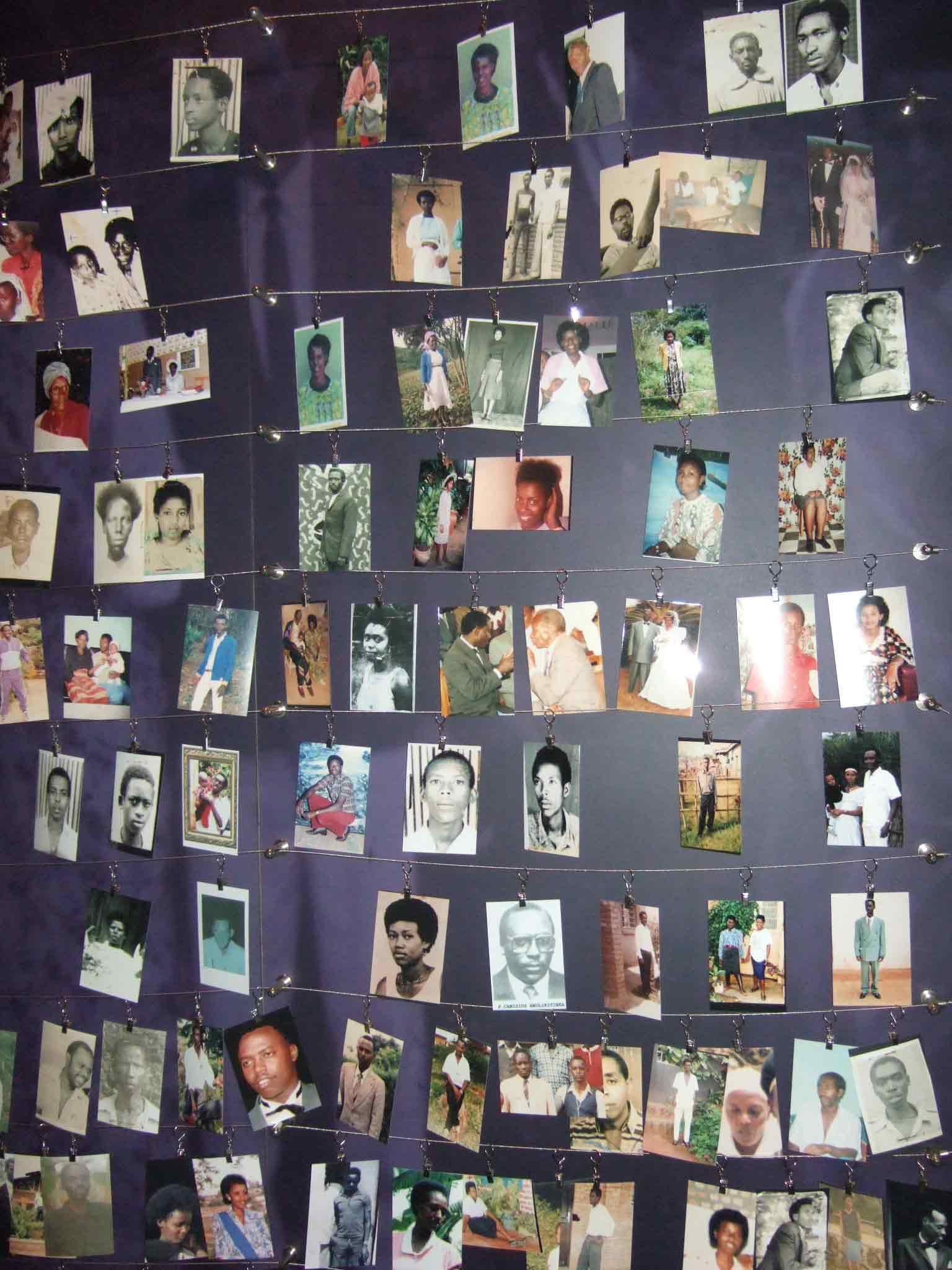 génocide Rwanda exposition Mémorial Shoah