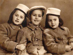 soeurs bucci Mémorial de la Shoah