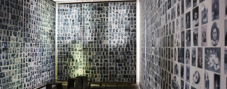 exposition Mémorial Shoah enfants juifs