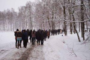 voyage auschwitz Mémorial de la Shoah