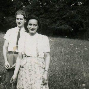 Jean et Hélène à Aubergenville