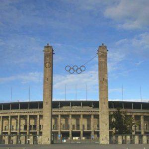 Les Jeux d'Hitler, Berlin 1936 © DR.