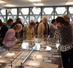 Journées du patrimoine au Mémorial de la Shoah 2016