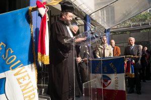 Kaddish rabbin Mévorah Zerbib Hazkarah 2016