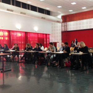 Le groupe d'enseignants d'histoire du réseau français en formation