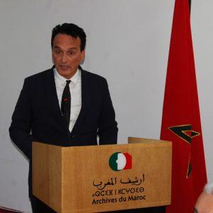 Jean-Marc Berthon, Conseiller de coopération d'action culturelle