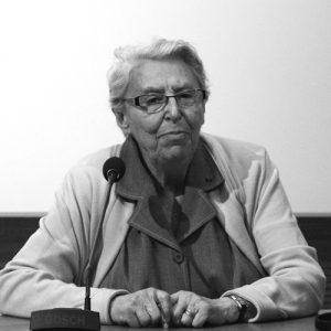 Yvette Lévy © Mémorial de la Shoah