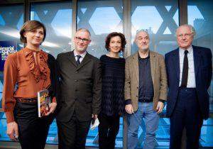 audrey azoulay, ministre, exposition, Shoah, bande dessinée